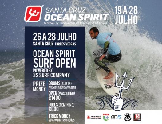 Festival sportif : Santa Cruz Ocean Spirit